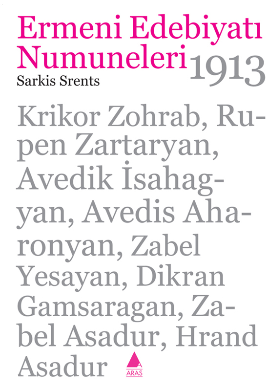 Ermeni Edebiyatı Numuneleri