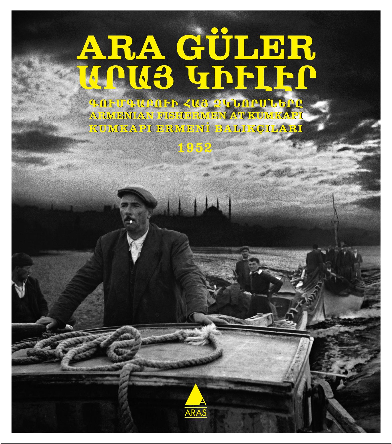 Kumkapı Ermeni Balıkçıları 1952