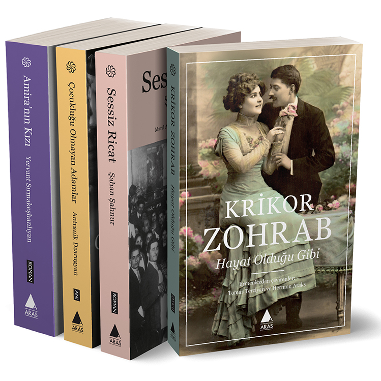Ermenice Edebiyat Seti (II)