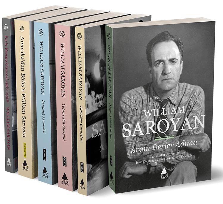 William Saroyan Seti