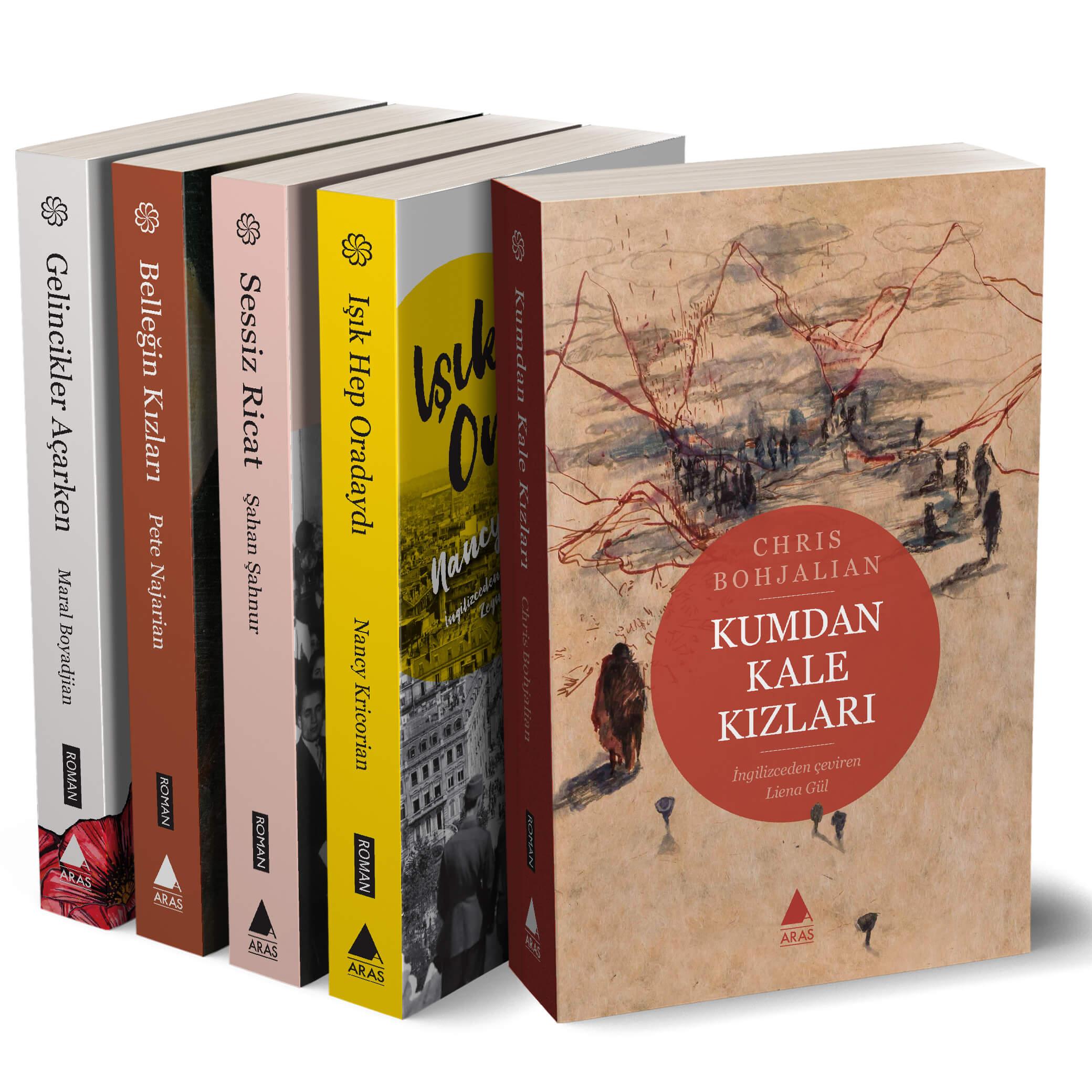 Diaspora Romanları Seti